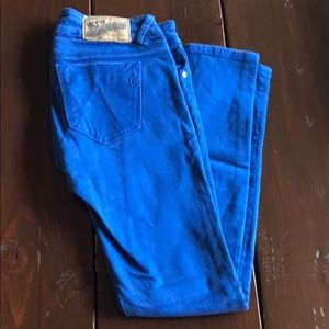Blue Vigoss stretch jeans